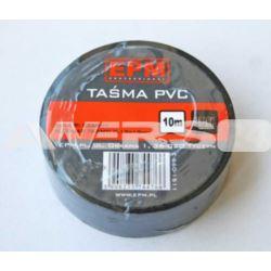 Taśma izolacyjna 15x10 czarna  EPM