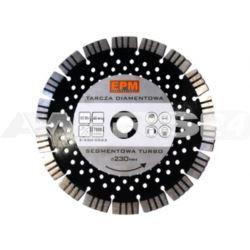 Tarcza diamentowa segm.z otworami chłodz 230mm EPM