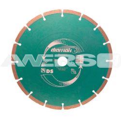 Tarcza diamentowa DIAMAK 230mm segment Makita