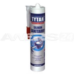 Silikon sanitarny TYTAN 310ml bezbarwny