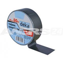 Taśma uniwersalna DUCT TAPE SILVER 48mm*50m  DEKA
