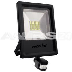 Naświetlacz LED z czujnikiem ruchu 20W CW IP65 S