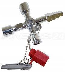 Uniwersal. klucz do szaf sterowni.7w1  GA-7W1-AD