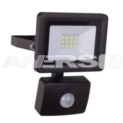 Lampa naściennaSLIM z czujn.ruchu 10W SMD LED IP44