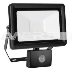 Lampa naściennaSLIM z czujn.ruchu 30W SMD LED IP44