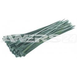 Opaski plastikowe PA6.6 100szt.czarne 200*2.5 EPM