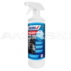Preparat do mycia silników z atomomizerem 1L DEDRA