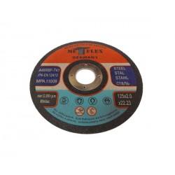 Tarcza 125x2,0 Metflex