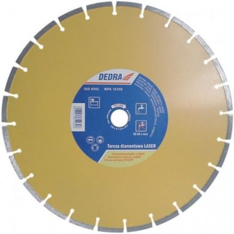 Tarcza LASER 230 mm/ 22,2  DEDRA