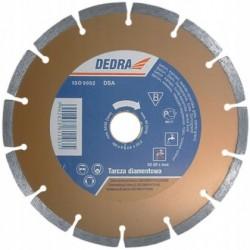 Tarcza diamentowa segmentowa 230 mm/ 22,2  DEDRA
