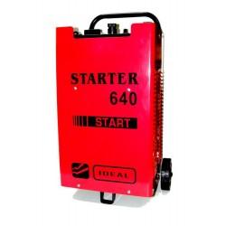 Prostownik z rozruchem Starter 640 12/24  IDEAL