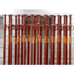 Stemple budowlane różne długości